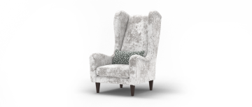 fairmont fairmont silver mix Accent стул