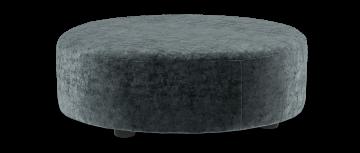 midas древесный уголь / серый микс подставка для ног