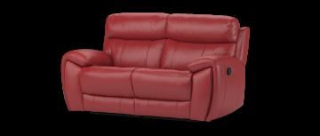 Рэдли Ле-Ман красный 2 местный диван