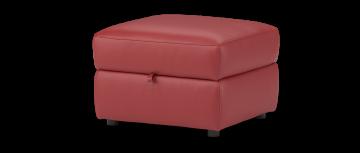 Рэдли Ле-Ман красный хранения скамеечка для ног
