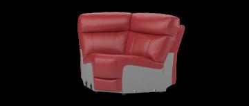 Рэдли Ле-Ман красный угловой кусок
