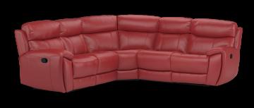 radley le mans red 2 мест / угловые / 2 места