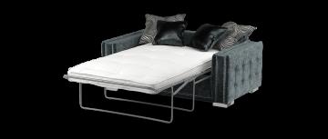 midas древесный уголь / серый mix 2 местный роскошный диван-кровать