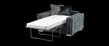 midas древесный уголь / серый mix Loveseat Deluxe диван-кровать