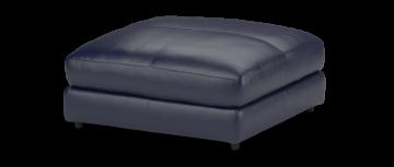 harlington sk темная джинсовая дизайнерская подставка для ног