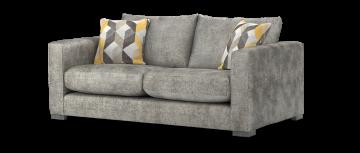 majestic majestic plain трюфель желтый mix 2 местный диван