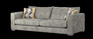 majestic majestic plain трюфель желтый mix 4 местный диван