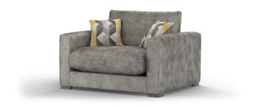 majestic majestic plain truffle yellow mix Loveseat